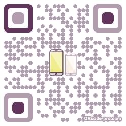 QR Code Design 14vD0