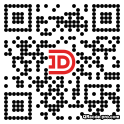 QR code with logo 14wL0