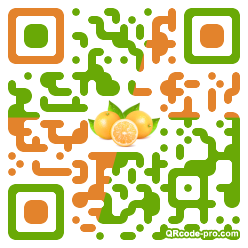 QR code with logo 14zF0