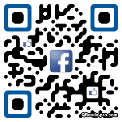 QR code with logo 151W0