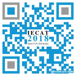 QR code with logo 15290