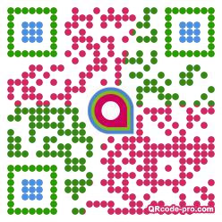 QR Code Design 154m0
