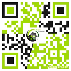 QR Code Design 155W0