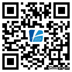 QR code with logo 155p0