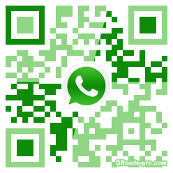 QR code with logo 15A30