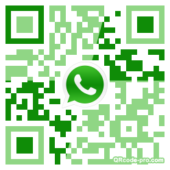 QR code with logo 15A80