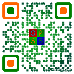 QR code with logo 15BJ0