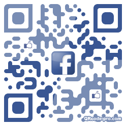 QR code with logo 15BR0