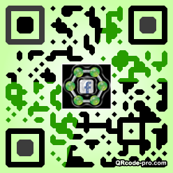 QR code with logo 15CD0