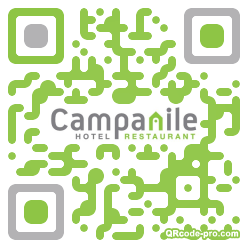 QR code with logo 15EH0