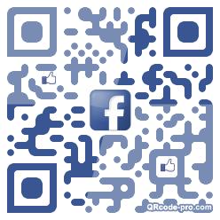 QR code with logo 15Eu0