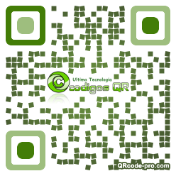 QR code with logo 15Fe0
