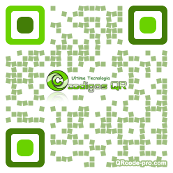 QR code with logo 15Fp0