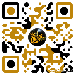 QR code with logo 15GQ0