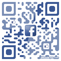 QR code with logo 15Gw0