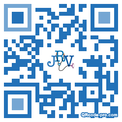 QR code with logo 15H00