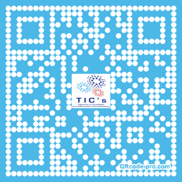 QR code with logo 15HK0
