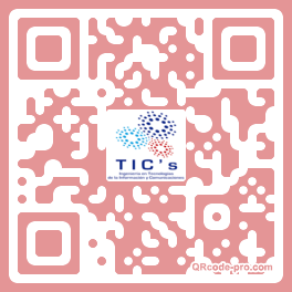 QR code with logo 15HO0