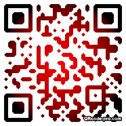 QR code with logo 15HP0