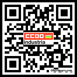 QR code with logo 15IW0
