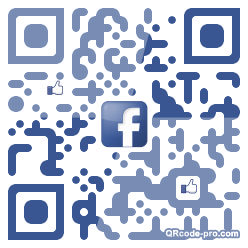 QR code with logo 15L10