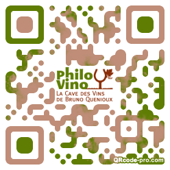 QR code with logo 15L50