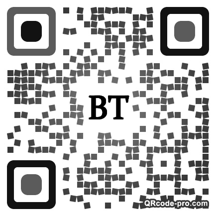 QR code with logo 15Oh0