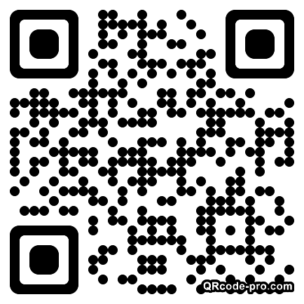 QR code with logo 15P40