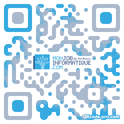 QR code with logo 15Pt0