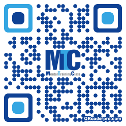 QR code with logo 15QH0