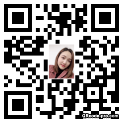 QR code with logo 15aD0
