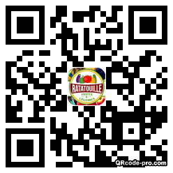 QR code with logo 15dX0