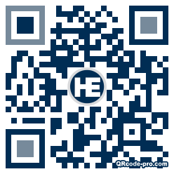 QR code with logo 15eO0