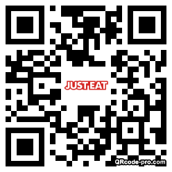 QR code with logo 15gP0