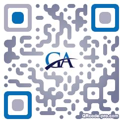 QR code with logo 15lg0