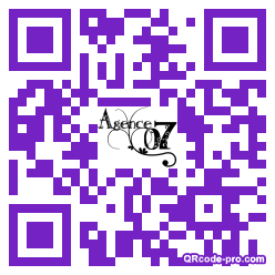 QR code with logo 15m60
