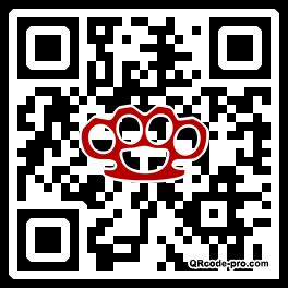 QR code with logo 15qc0