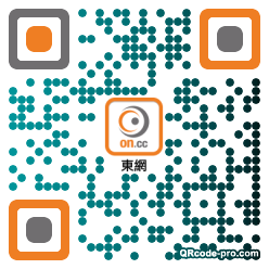QR code with logo 15sn0