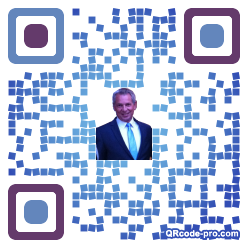 QR code with logo 15wn0