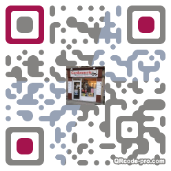 QR code with logo 15xh0