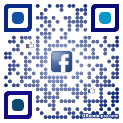 QR code with logo 16060