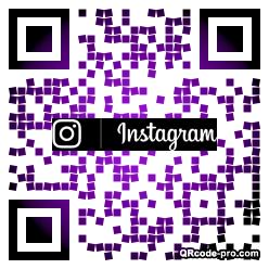 QR code with logo 160d0