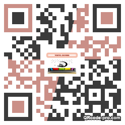 QR code with logo 16210