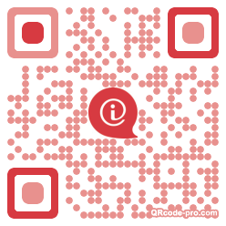 QR code with logo 16250