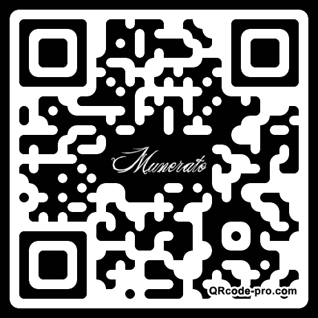 QR code with logo 16320