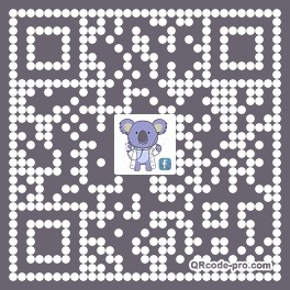 QR code with logo 16B90