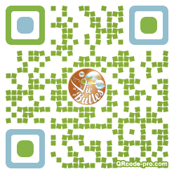 QR code with logo 16DT0