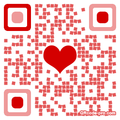 QR code with logo 16IV0