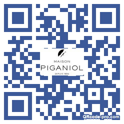 QR code with logo 16JP0