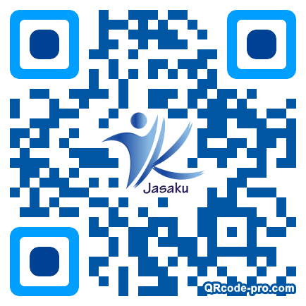 QR code with logo 16LL0